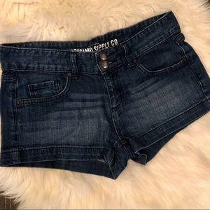 <Mossimo> Classic Denim Shorts
